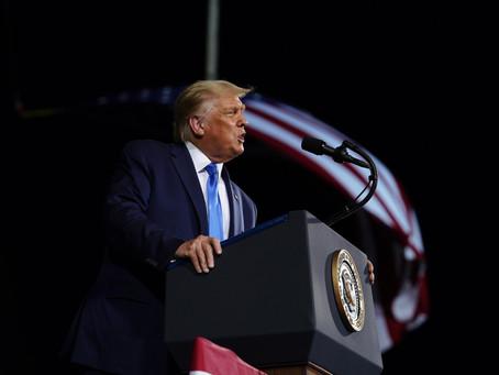 """Президентская кампания Трампа настаивает на том, что он всё ещё может """"взять"""" Аризону и Неваду"""