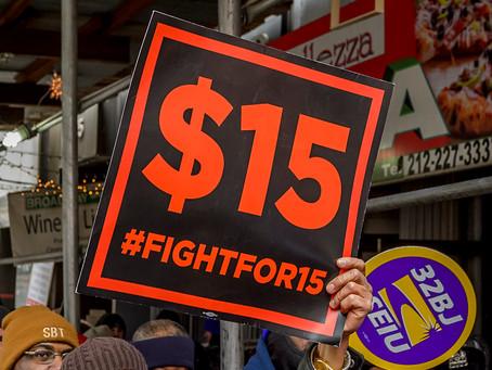 Почему повышение минимальной заработной платы до $15 будет иметь «ужасные последствия»?