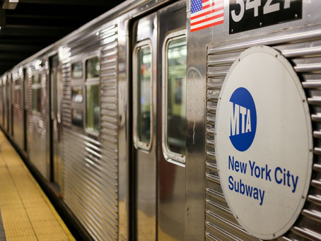 MTA приостанавливает движение наземного метро в Нью-Йорке из-за шторма