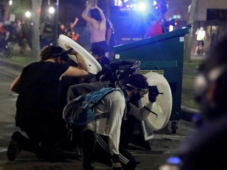 Протесты продолжаются: 2 убитых, один раненый