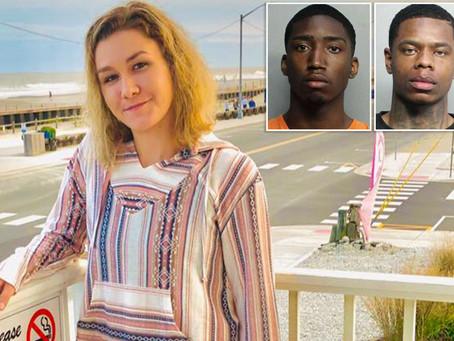 В гостиничном номере Майами-Бич после изнасилования умерла девушка, приехавшая на весенние каникулы