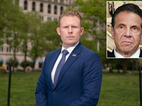 Джулиани объявил о том, что баллотируется на пост губернатора Нью-Йорка