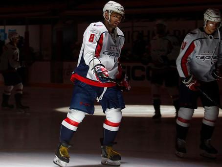 Все российские хоккеисты, выступающие за «Вашингтон Кэпиталз», отстранены от тренировок и матчей НХЛ