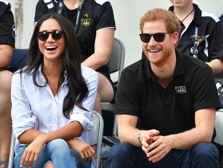 Принц Гарри и Меган Маркл отказались от звания членов королевской семьи