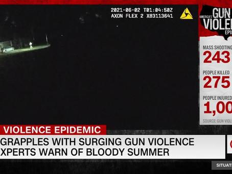 Трое подростков устроили стрельбу на шоссе во Флориде. Есть жертвы