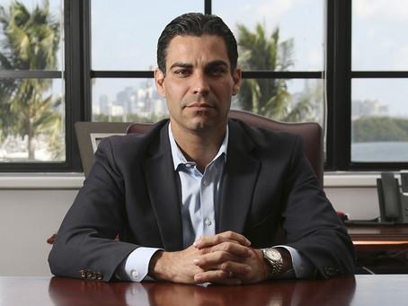 У мэра Майами подтвердился коронавирус