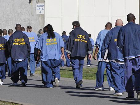 Калифорния намерена досрочно освободить 76000 заключенных, включая осуждённых за тяжкие преступления
