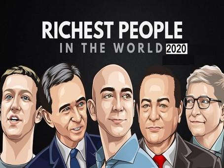 Forbes опубликовал ежегодный мировой рейтинг самых богатых бизнесменов