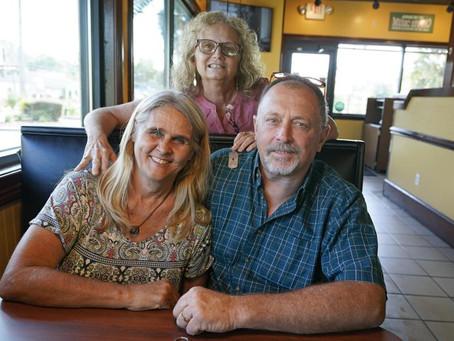 Жительница Флориды стала донором почки для бывшей жены своего мужа