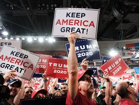 Трамп планирует объявить о выдвижении на президентские выборы 2024 года
