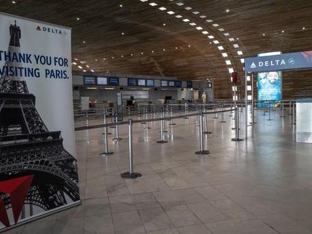 NYT: Евросоюз рассматривает запрет на въезд американских туристов