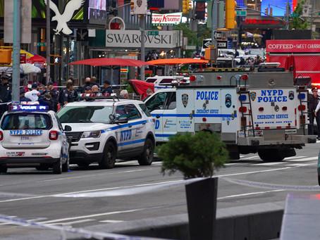 «Что ты смотришь?» Мужчина в Манхэттене получил выстрел в голову от случайного прохожего