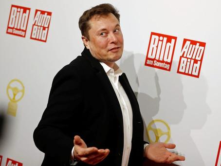 Илон Маск признался, что у него синдром Аспергера