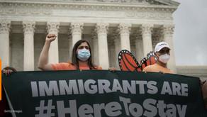 Верховный суд США: нелегальные иммигранты с временным статусом не могут получить вид на жительство