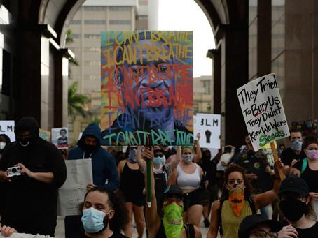 Губернатор Флориды подписал закон против массовых протестов