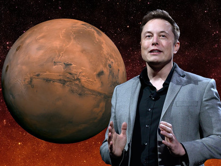 Илон Маск рассказал, когда будет возможна высадка человека на Марс