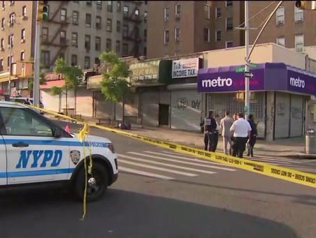 Нью-Йорк: количество преступлений на почве ненависти выросло на 98%, количество перестрелок – на 73
