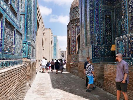 Узбекистан организовал ярмарку прикладного искусства в США