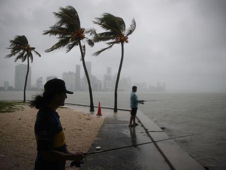 «Кристобаль» угрожает побережью Мексиканского залива