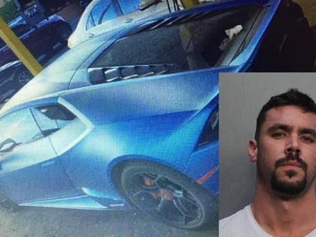 Житель Флориды с помощью коронавирусных льгот купил себе новую Lamborghini