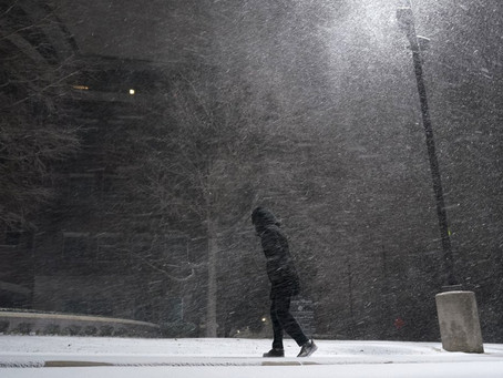 Режим ЧС в Техасе: аномальные холода оставили без электричества более 4 миллионов жителей