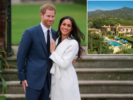 Как выглядит новое поместье принца Гарри и Меган Маркл за 14 миллионов долларов?