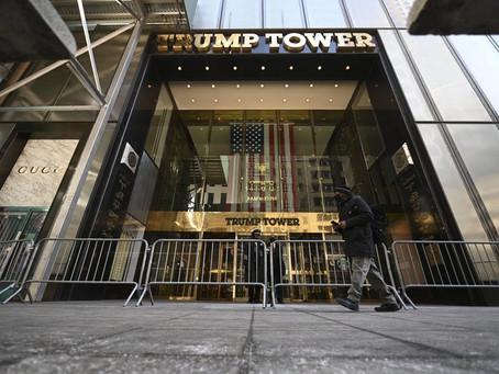 В Нью-Йорке сняты баррикады вокруг Trump Tower