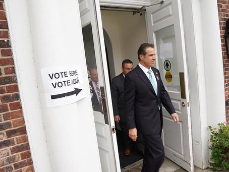Нью-Йорк отказался выделять средства на проведение выборов