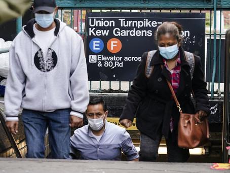 Власти Нью-Йорка предвещают «крах общественного транспорта», если им не выделят федеральную помощь