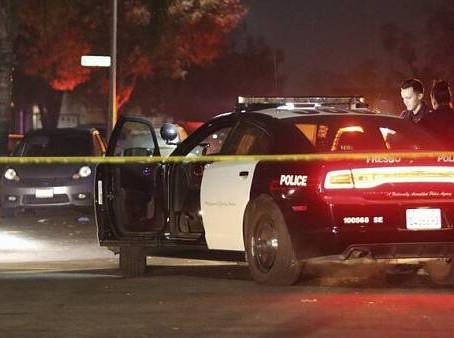 Неизвестный ранил двух полицейских в Лос-Анджелесе