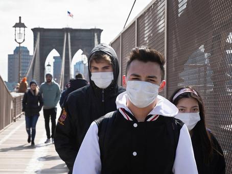 Ношение масок и социальное дистанцирование продлятся в США до 2022 года даже после получения вакцины