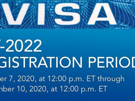 Регистрация на участие в лотерее Грин Карты DV-2022 открывается 7 октября 2020 года