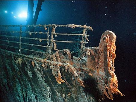 Бизнесмен из США организует подводные экскурсии к «Титанику»