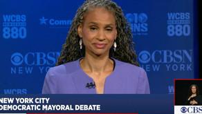 Один из ведущих кандидатов на пост мэра Нью-Йорка допускает запрет на ношение оружия в полиции