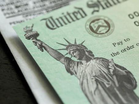 Конгресс договорился о прямых выплатах: американцы получат в два раза меньше, чем первый раз