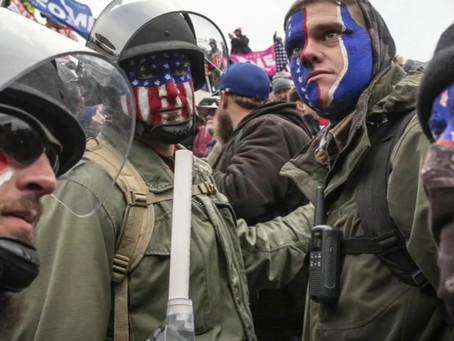 ФБР предупреждает, что в преддверии инаугурации во всех штатах планируются вооруженные протесты