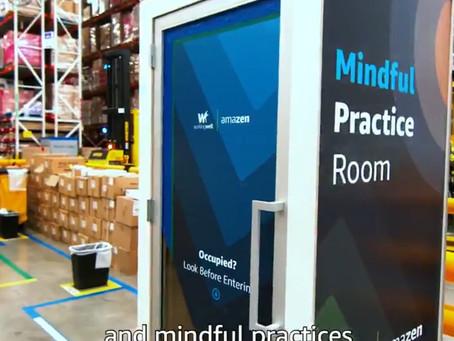 Компания Amazon создала сотрудникам «будки для медитаций»