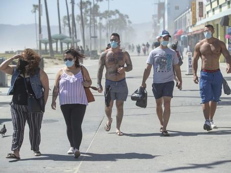 LAT: Мэр Лос-Анжелеса призывает жителей оставаться дома