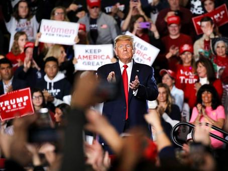 Дональд Трамп рассматривает возможность возобновления митингов в свою поддержку