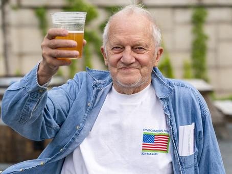 Когда цель Байдена будет достигнута, привитые жители США получат бесплатное пиво
