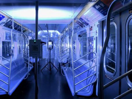 Метро и автобусы Нью-Йорка будут дезинфицировать ультрафиолетом