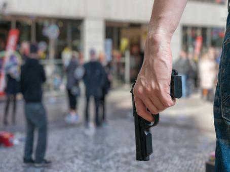 Арестован мужчина, грозивший начать массовую стрельбу, если Байден победит