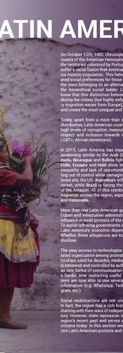 Latin America Cover
