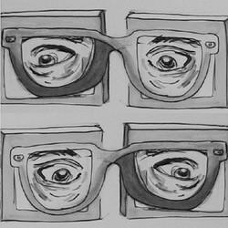 Ojos de Dalí