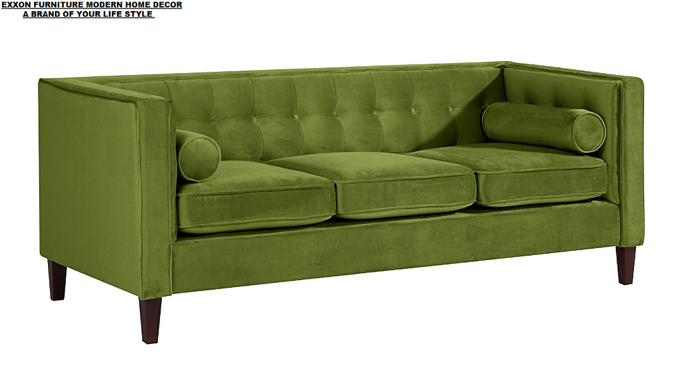 MODERN DESIGN 3 SEATER SOFA