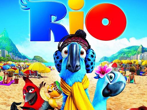 Rio - Een Moedige Vlucht