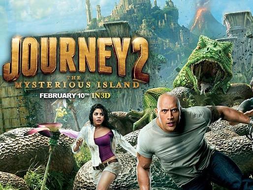 Journey 2: The Mysterious Island - Een Familie Avontuur vol Fun!