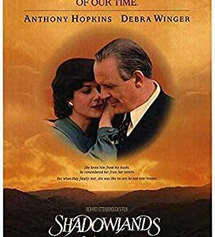 """Shadowlands - """"Waargebeurd Verhaal over Oppofferende, Onzelfzuchtige Liefde"""""""