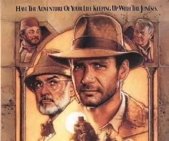 Indiana Jones and the Last Crusade - Een spannende ontmoeting met Geloof!