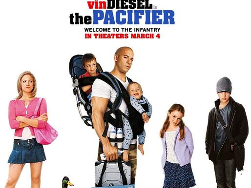 The Pacifier - Paracommando Redt de Dag